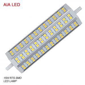 China LED-R7S-8031 AC85-265V IP20 15W  5050 SMD R7S LED Lamp/ LED bulb for IP65 waterproof led flood light wholesale