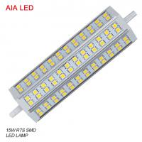 China LED-R7S-8031 AC85-265V IP20 15W  5050 SMD R7S LED Lamp/ LED bulb for IP65 waterproof led flood light wholesale