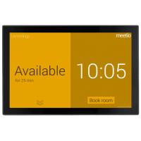 China Building Automation Solution 10 Inch Wall Mount Android POE Powered Tablets With LED Side Bars on sale