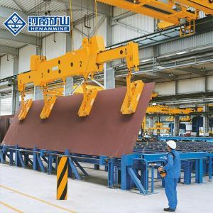 China 40 Meter 30 Ton Overhead Crane , Steel Factory Double Hoist Overhead Crane on sale