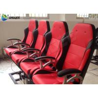 China Superduty Interative 4D Motion Theater Chair 4D Movie Theater Electric Mobile Seats wholesale
