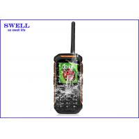 China 2.4inch outdoor Mobile Phone Spec SmartPhone walkie talkie X6​ wholesale