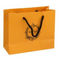 China Cheap Custom Printed Luxury retail paper shopping bag Supplier wholesale