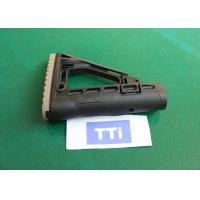 Buy cheap Single cavity High precision Plastic Injection Molded Parts Weapon / Gun Cover from wholesalers