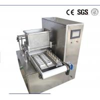 China Easy Operation Mini Biscuit Forming Machine Food Grade Stainless Steel Material wholesale