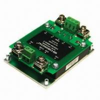 China DC-DC Converter Module Power Supply with 50 to 200W Output Power and Terminal Blocks wholesale