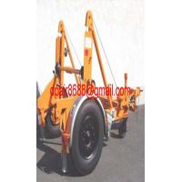 China CABLE DRUM TRAILER wholesale