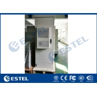 Buy cheap 2.0KW Cooling Capacity Outdoor Telecom Cabinet Galvanized Steel With Heat from wholesalers