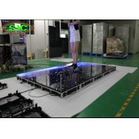 Buy cheap Epistar LED Chip P6.67 Full Color Light Up Dance Floor Waterproof IP65 SMD 1/8 Scan Mode from wholesalers
