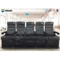 China 4D Movie Theater For Increase Box Office,4D Movie Seats Build In Business Centre wholesale