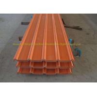 ASTM A755 Galvanized gi Corrugated Metal Roofing Sheets For Walls Roof