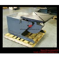 China High Frequency Pipe Welding Positioners 30 Ton Head Tail Welding Turn Table wholesale