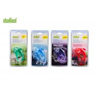 China Double Dolphin Four Scents Hanging Air Freshener for Rear view Mirror wholesale