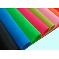 China Red Environmental friendly PP Non Woven Fabric for Agriculture / Household Products wholesale