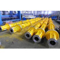 China Construction Prestressed Concrete Poles Making Machine Steel Moulds wholesale