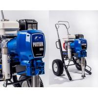 China Gas Powered Airless Paint Sprayer For House Decoration Airless Spray Machine With Piston Pump wholesale