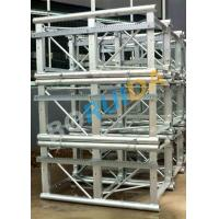 China Painted SC320 Cage Hoists / Builder Hoist With 3.2tons And CE Approved wholesale