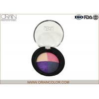 Modern Style Waterproof Eye Shadow Powder With Four Amazing Colors