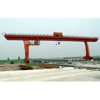 Buy cheap 35t Steel Inventory Yard L-Shape Travelling Gantry Crane from wholesalers