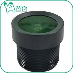 CCTV Wide Angle LensFocal Length 3mm Lens , Car Camera Recorder Front And BackLens