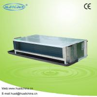 China Two - Pipe Ducted Horizontal Fan Coil Unit Ceiling Concealed 170m3/H Air Flow wholesale