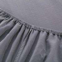 China silver fiber antistatic conductive earthing fitted sheet king size wholesale