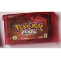 China Pokemon Pearl Version GBA Game Game Boy Advance Game Free Shipping wholesale