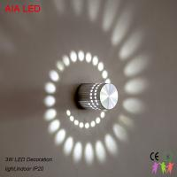 China D55x75mm 6W inside modern LED wall light/LED wall lamp/LED home lighting for hotel wholesale