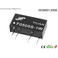 China 1W DC-DC Converter (CE, RoHS, SGS, UL) wholesale