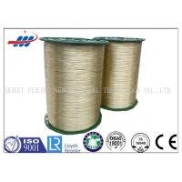 China High Puncture Resistance Galvanized Steel Wire 3x0.15+6x0.27 Long Service Life wholesale