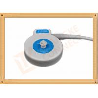 China TOCO Pressure Fetal Monitor Transducer 1PX8 Insulated Type With PU Material Cable wholesale