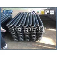 China Hot Water Boiler Stack Economizer / Economiser Tubes Anti - Corrosion wholesale
