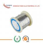 Cu-Ni Alloy Ribbon ISO-TAN 2.0842 CuNi44 CuNi40 Flat Resistance Ribbon Wire 3.0x0.26mm