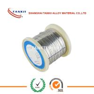 China Alloy 294 Cuprothal 294 MWS-294 Cupron Nicr Alloy cupro nickel Cuprothal Eureca Flat Wire wholesale