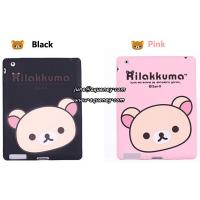 China New arrival High Quality Silicon Protect Case for ipad2, Rilakkuma Ipad2 case wholesale