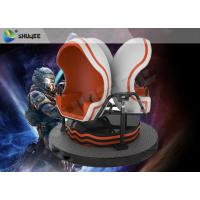 China Egg Shape 9D VR Cinema 360 Degree Movement Motion Seat 1 People 2 People 3 People wholesale