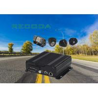 China 1080P 4CH Vehicle Mobile DVR with 4G and GPS   from Original manufacturer wholesale