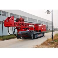 China 330 HP Power Top Drive Oilfield workover Drilling Rig with Max.Torque 100000 Nm and Rotation Speed 2.7–40 RPM wholesale