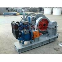 China Marine Offshore Diesel Drive Winch wholesale
