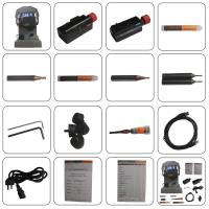 China Ikeycutter Condor XC-007 Master Series car Key Cutting Machine(English Version),Brand New Key Duplicating machine wholesale