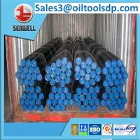 "China Hot sales API 5CT  2-3/8"" N80 seamless steel tubing pipe with coating wholesale"