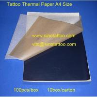 China Wholesale Tattoo Thermal Paper wholesale