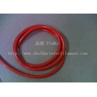 Quality Red / Black Plastic Flexible Hose For Alligator Clip , Wire Harnesses , for sale