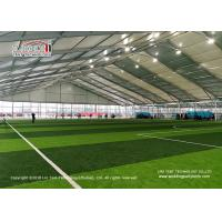 Buy cheap Customized Indoor Sport Event Tents 204 X 120 X 3mm / Self - Cleaning Arena Tent from wholesalers
