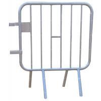 China Temporary Crowd Control Barriers Galvanized Crowd Control Barricades Customized Size wholesale