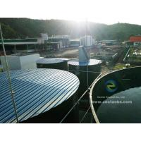 China Excellent Corrosion Resistant Glass-Fused-to-Steel Water Storage Tanks With 30 Years Of Service Life on sale