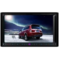 China 7.0 inch double din  with touch screen car dvd wholesale