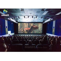 China Specific Effects 3d Cartoon Movie, 3d Cinema System Equipment wholesale