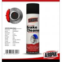 China Convenient Car Care Products , Brake Dust CleanerFor ABS Brakes / Wheel Bearings wholesale