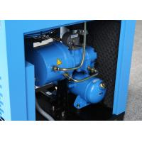 China 7.5kW 10HP Variable Frequency Drive Compressor , Rotary Screw Type Stationary Air Compressor wholesale